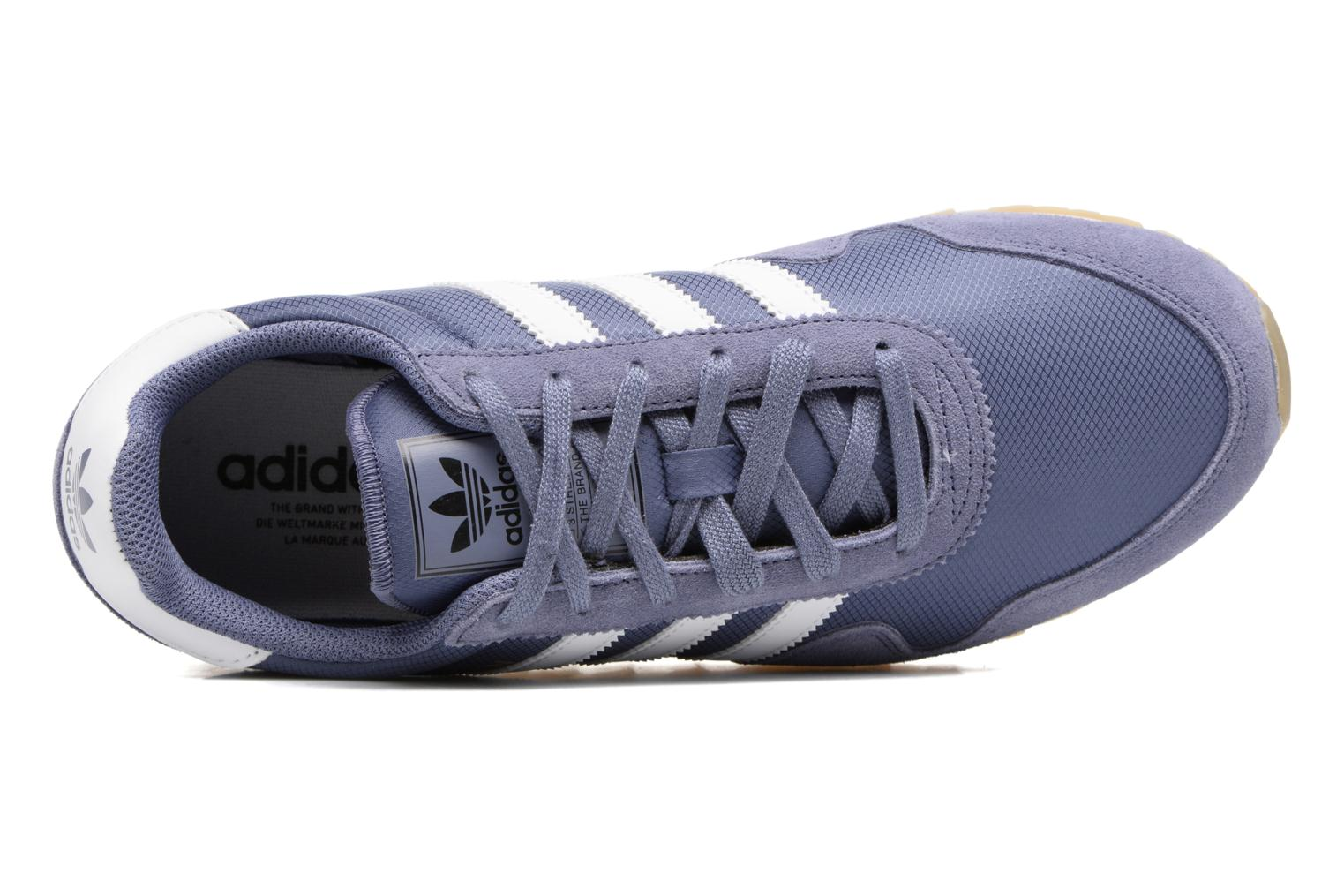 Sneaker Adidas Originals Haven W lila ansicht von links
