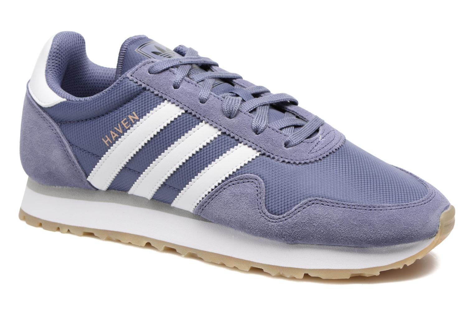 Baskets Adidas Originals Haven W Violet vue détail/paire