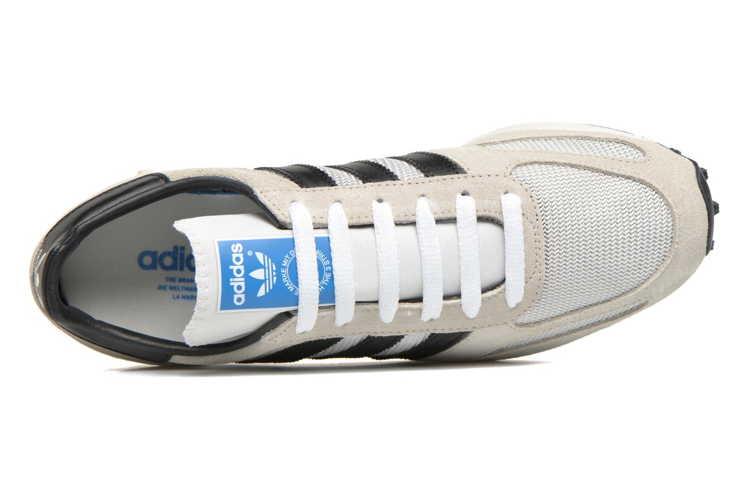 Sneaker Adidas Originals La Trainer Og grau ansicht von links