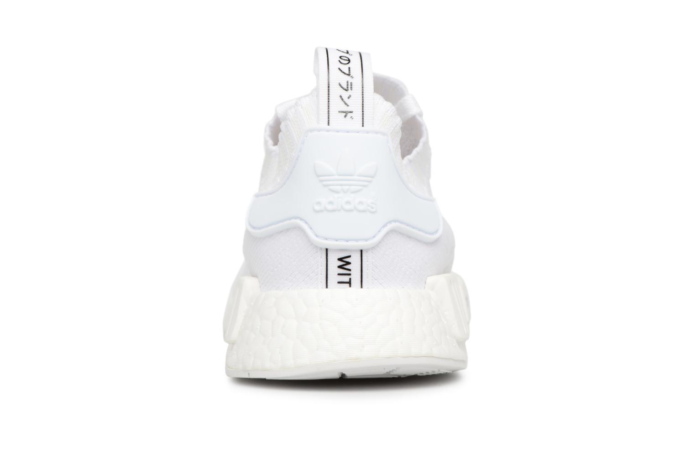 Sneaker Adidas Originals Nmd_R1 Pk W weiß ansicht von rechts