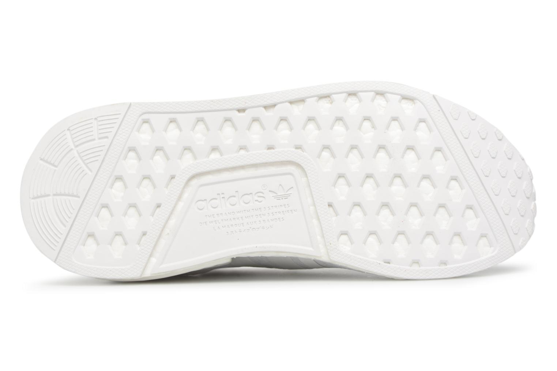 Sneaker Adidas Originals Nmd_R1 Pk W weiß ansicht von oben