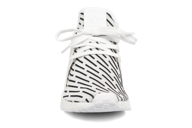 Sneaker Adidas Originals Nmd_Xr1 Pk weiß schuhe getragen