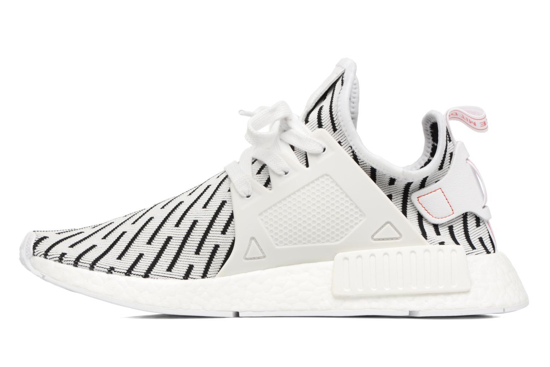 Sneaker Adidas Originals Nmd_Xr1 Pk weiß ansicht von vorne