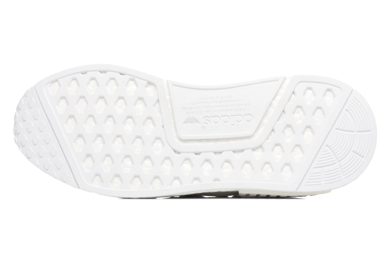 Baskets Adidas Originals Nmd_Xr1 Pk Blanc vue haut