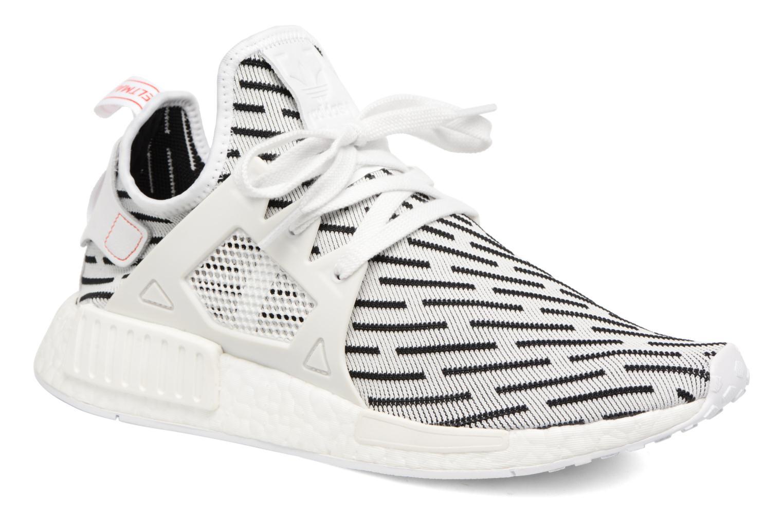Baskets Adidas Originals Nmd_Xr1 Pk Blanc vue détail/paire