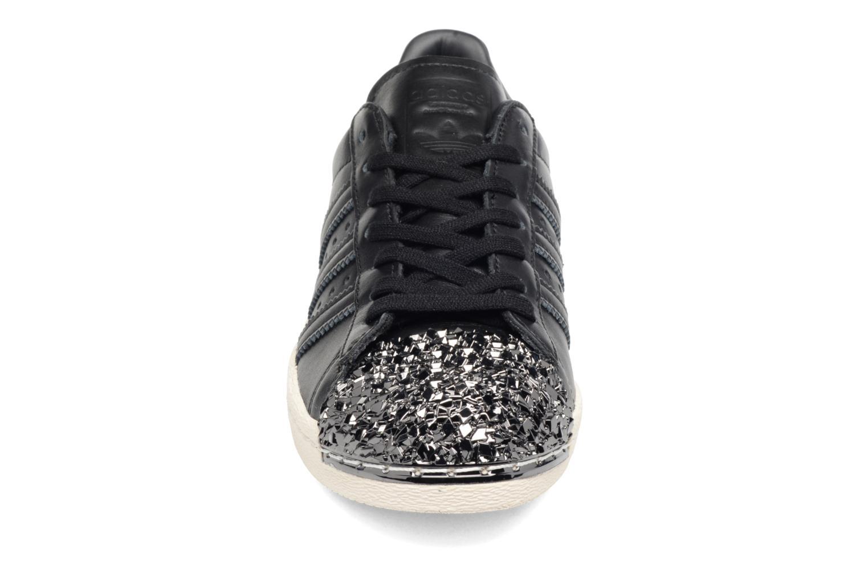Sneaker Adidas Originals Superstar 80S 3D Mt W schwarz schuhe getragen