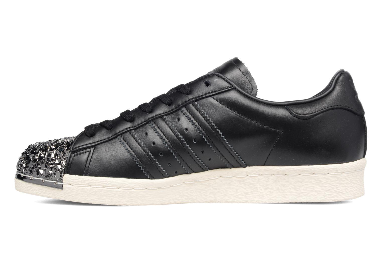 Sneaker Adidas Originals Superstar 80S 3D Mt W schwarz ansicht von vorne