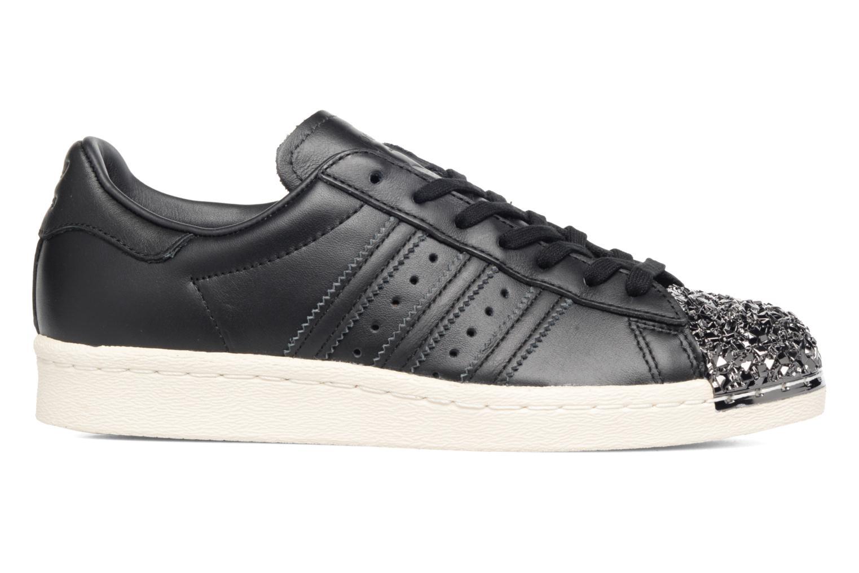 Sneaker Adidas Originals Superstar 80S 3D Mt W schwarz ansicht von hinten