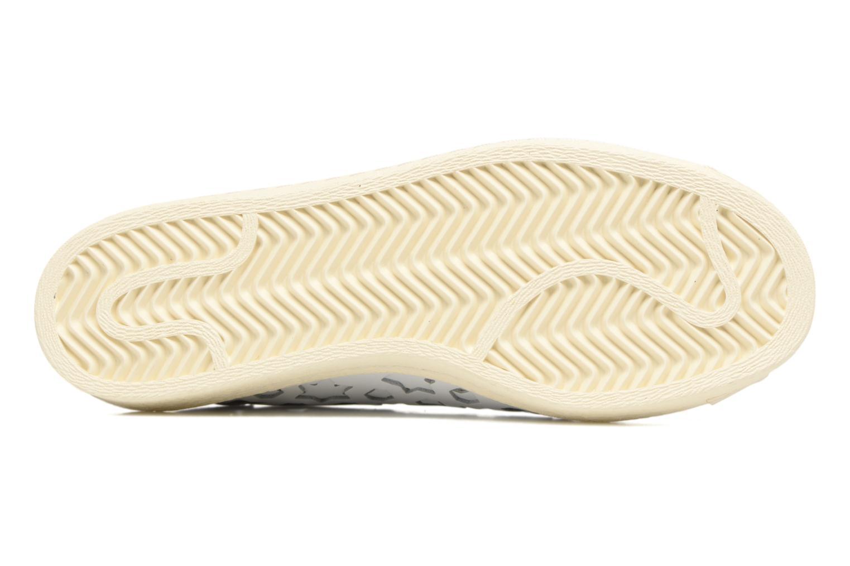 Deportivas Adidas Originals Superstar 80S Cut Out W Blanco vista de arriba