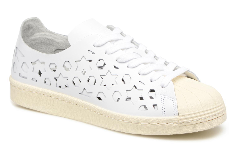 buy popular a6b81 732a5 Zapatos promocionales Adidas Originals Superstar 80S Cut Out W (Blanco) - Deportivas  Zapatos de