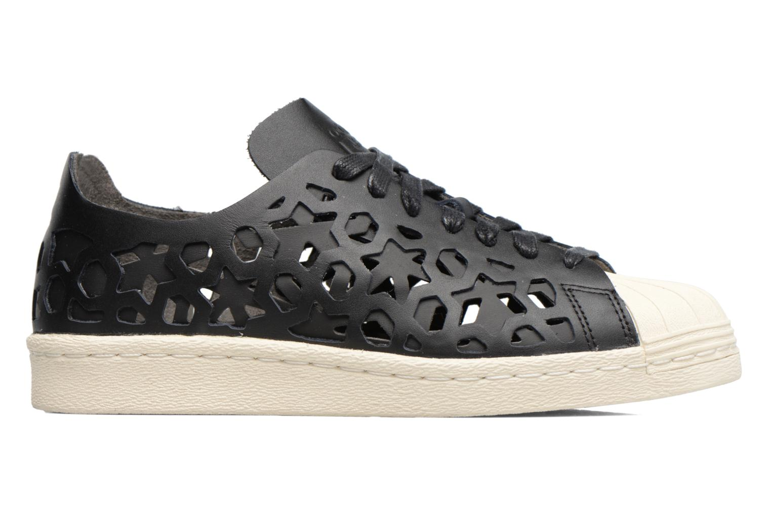 Deportivas Adidas Originals Superstar 80S Cut Out W Negro vistra trasera