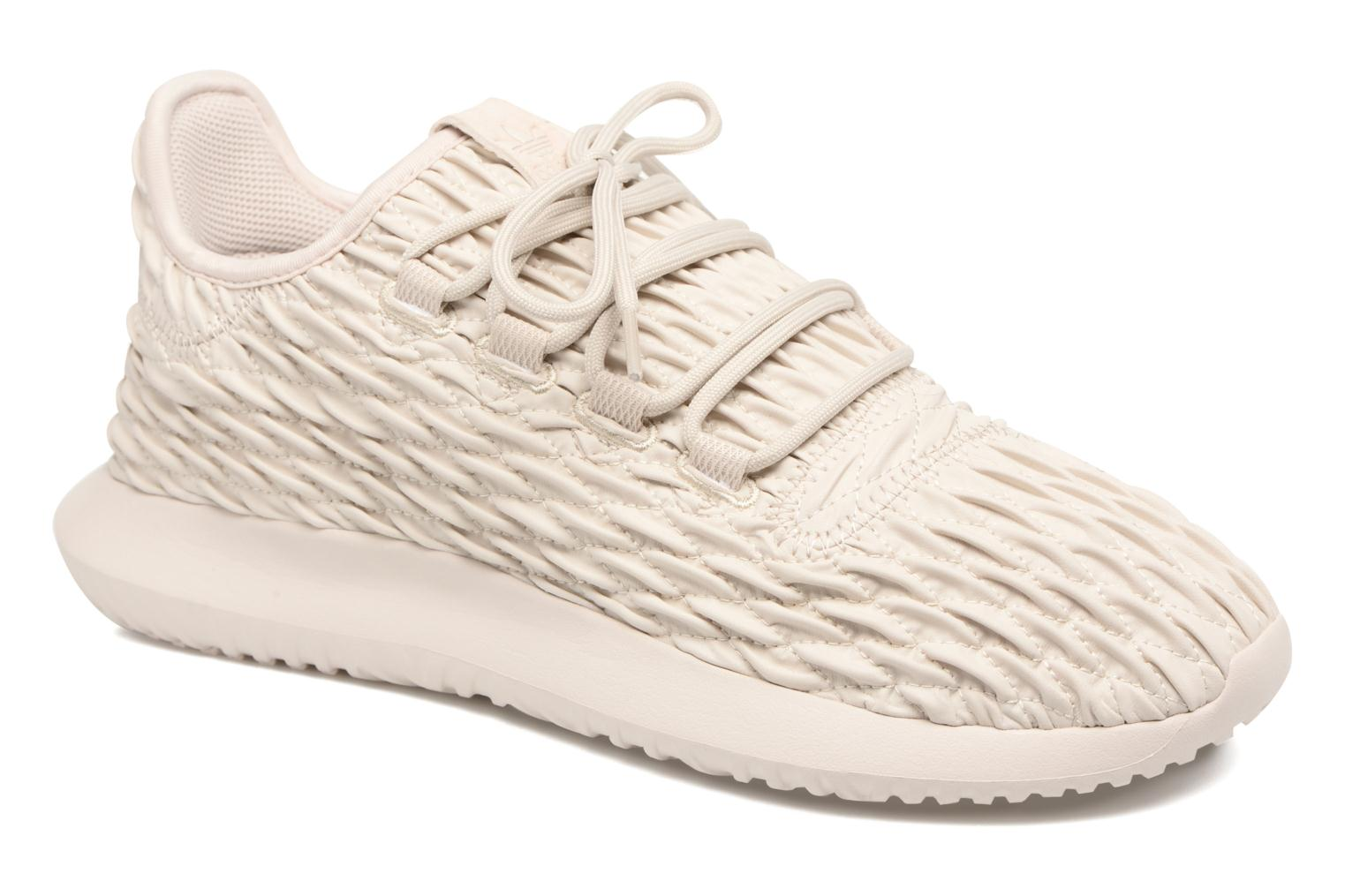 Baskets Adidas Originals Tubular Shadow Beige vue détail/paire
