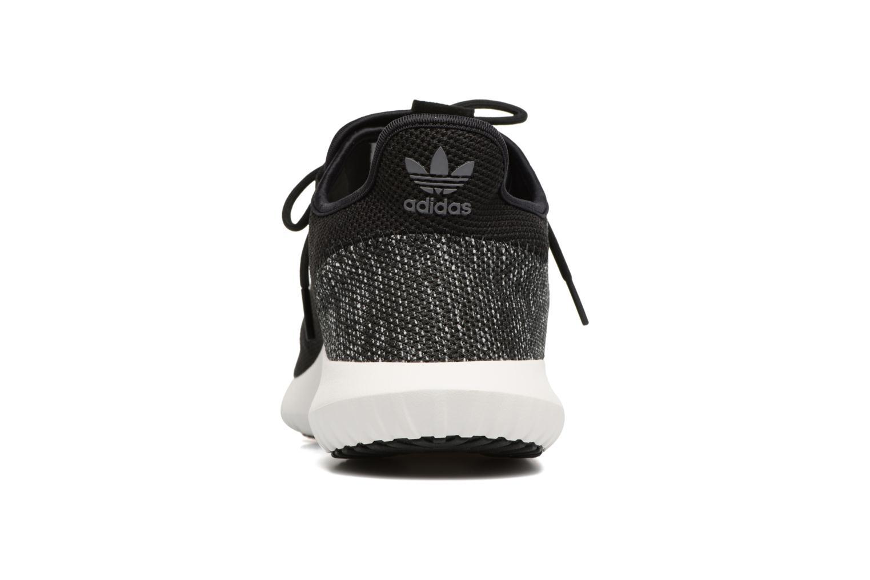 Baskets Adidas Originals Tubular Shadow Knit Noir vue droite