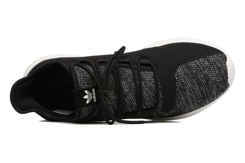 Baskets Adidas Originals Tubular Shadow Knit Noir vue gauche