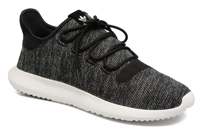 Baskets Adidas Originals Tubular Shadow Knit Noir vue détail/paire