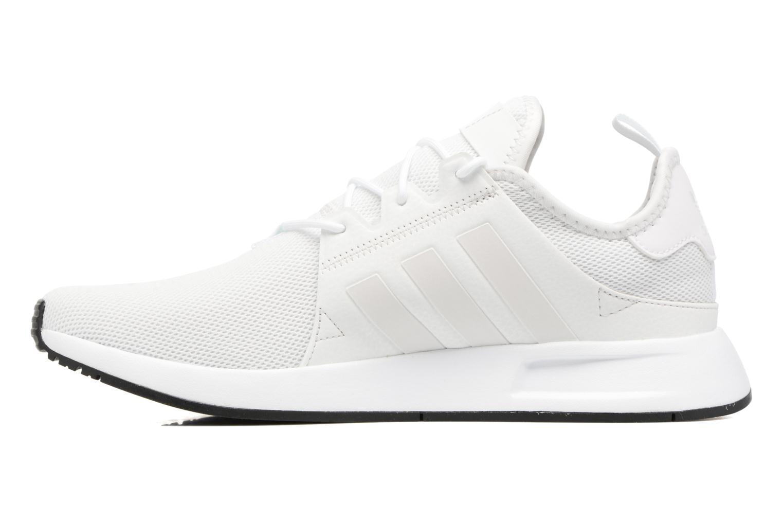 Baskets Adidas Originals X_Plr Blanc vue face