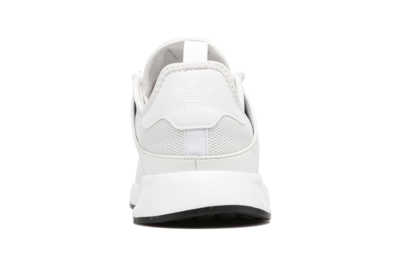 Baskets Adidas Originals X_Plr Blanc vue droite
