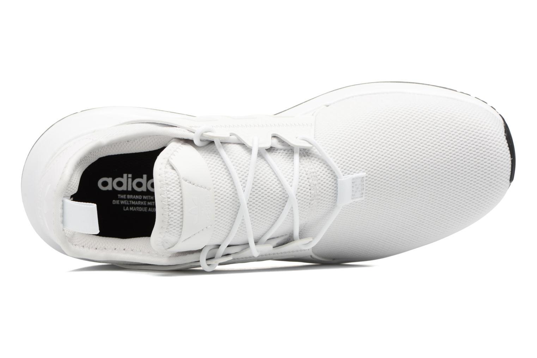 Baskets Adidas Originals X_Plr Blanc vue gauche