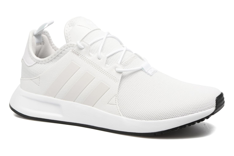 Sneakers Adidas Originals X_Plr Vit detaljerad bild på paret