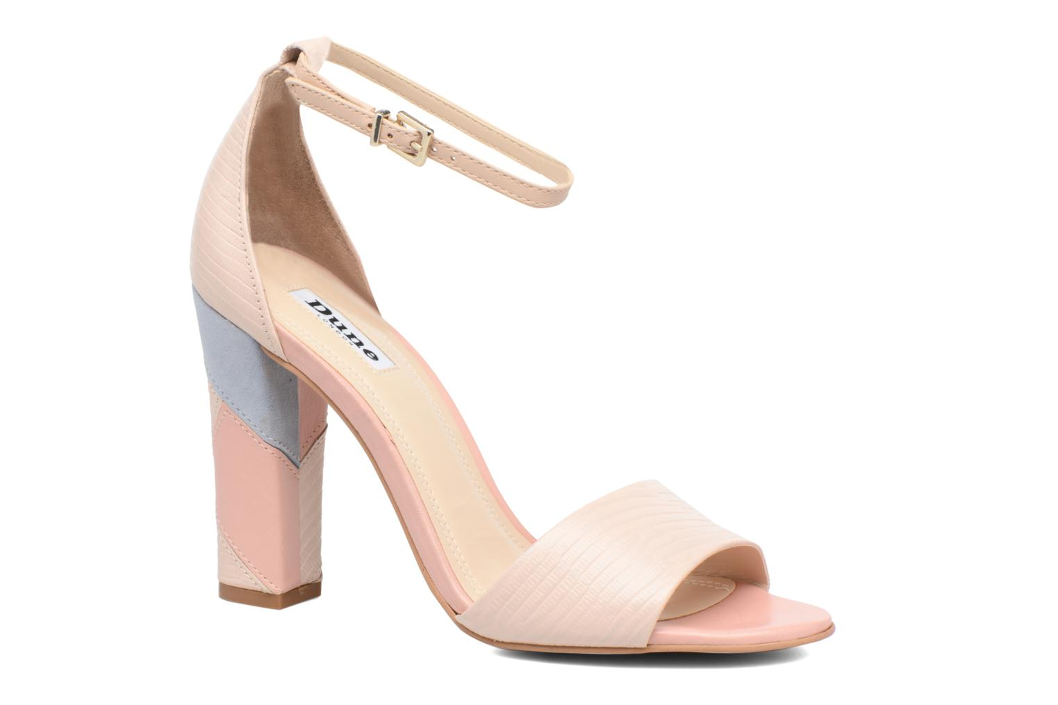 Marques Chaussure femme Dune London femme Harpest NUDE SUEDE