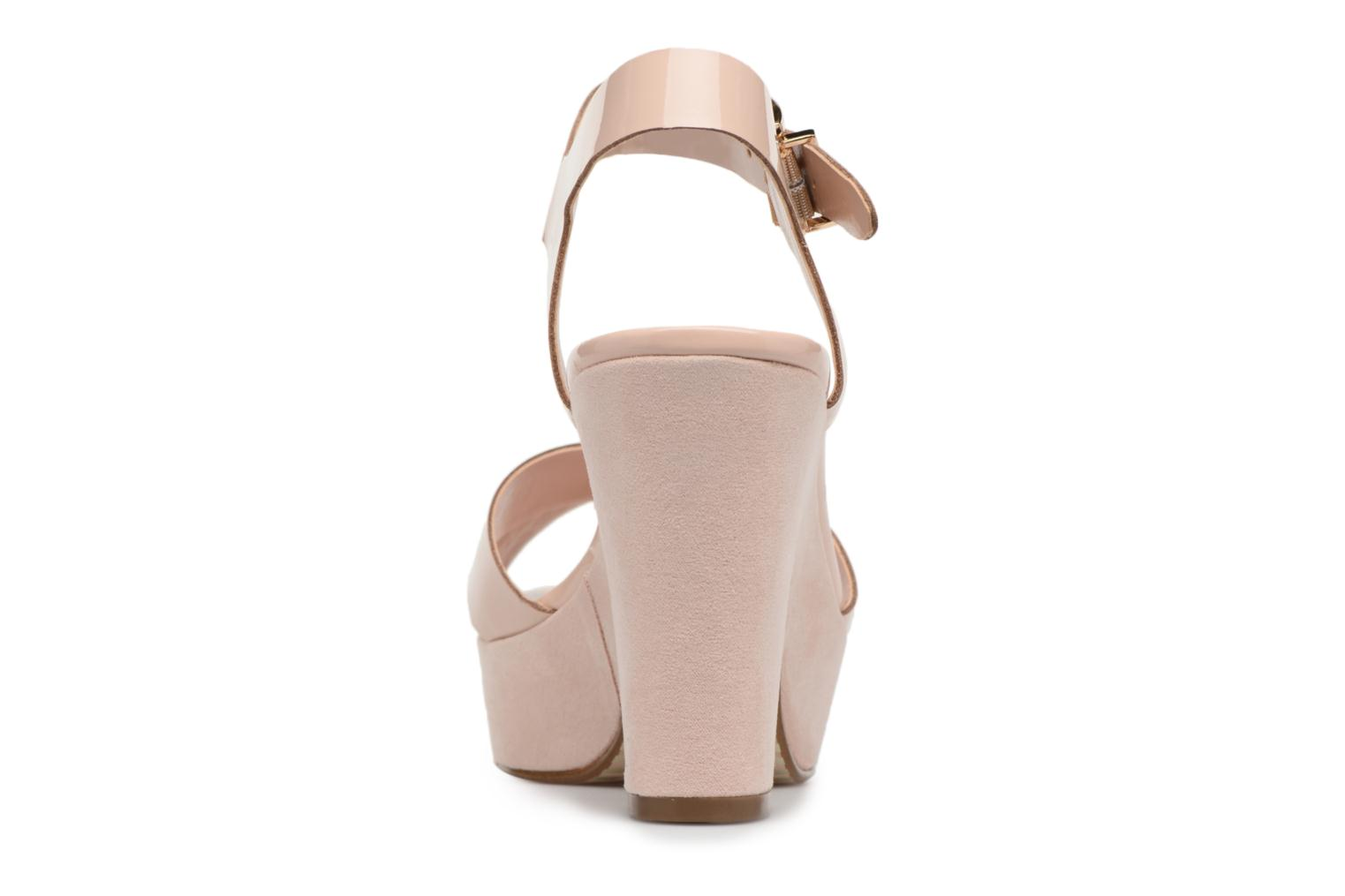 Sandals Dune London Iyla Beige view from the right