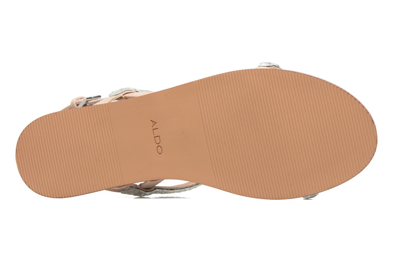 Sandales et nu-pieds Aldo RUBBIE Beige vue haut