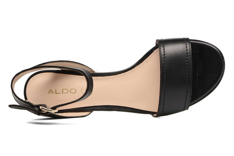 Sandales et nu-pieds Aldo LOLLA Noir vue gauche
