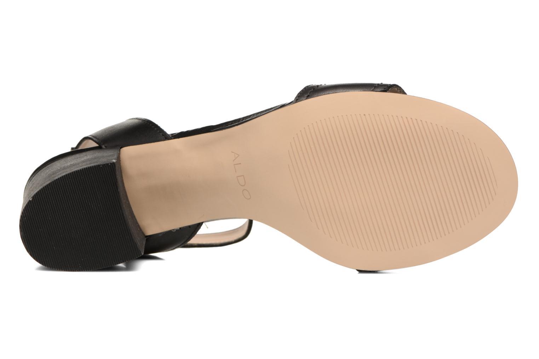 Sandales et nu-pieds Aldo LOLLA Noir vue haut