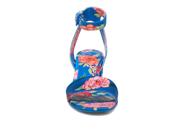 Sandales et nu-pieds Aldo LOLLA Bleu vue portées chaussures