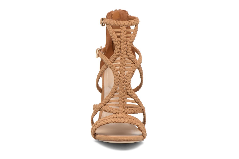 Escarpins Aldo SINFONY Marron vue portées chaussures