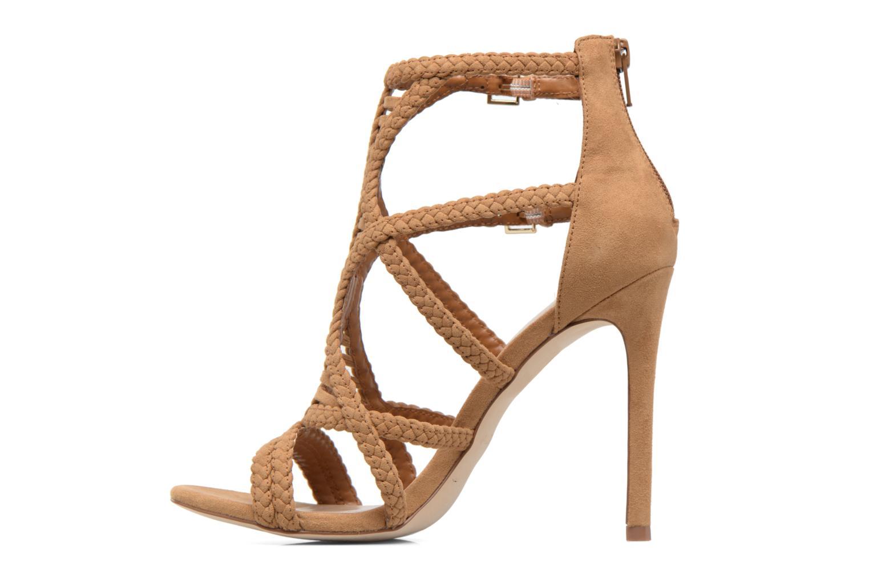 Zapatos de tacón Aldo SINFONY Marrón vista de frente
