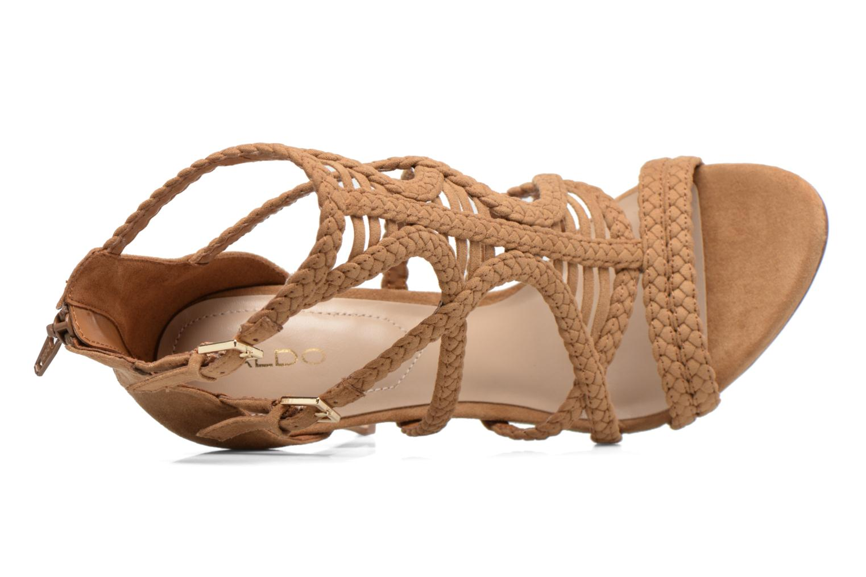Zapatos de tacón Aldo SINFONY Marrón vista lateral izquierda