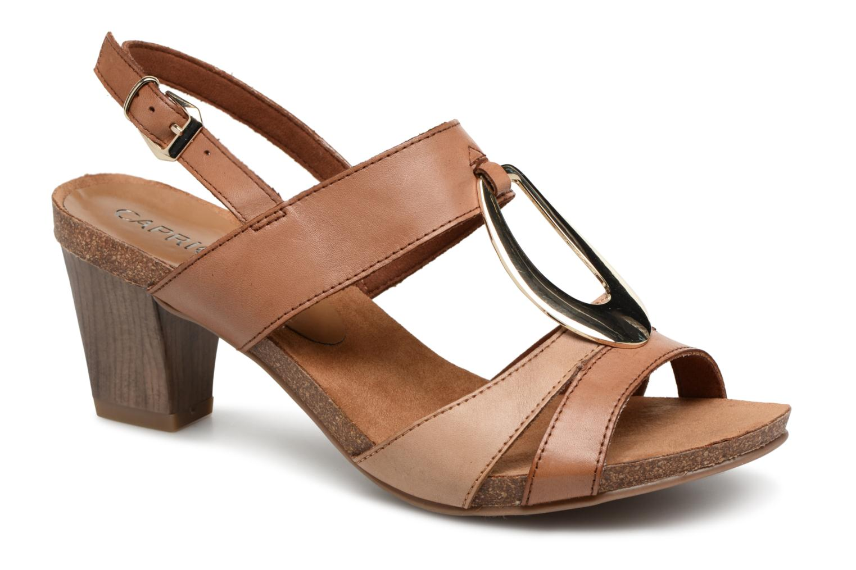 Zapatos Zapatos Zapatos cómodos y versátiles Caprice Chenoa (Marrón) - Sandalias en Más cómodo d587e8
