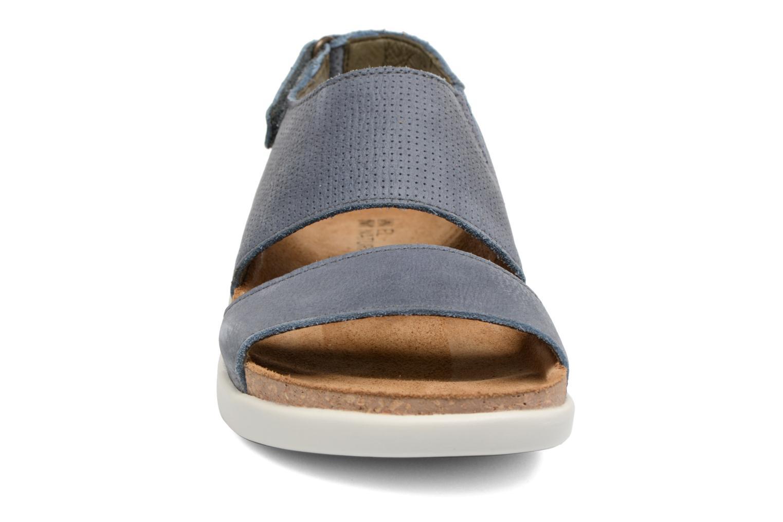 Sandales et nu-pieds El Naturalista Koi 5093 Bleu vue portées chaussures