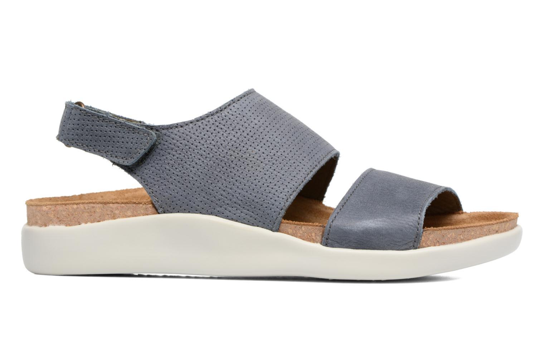 Sandales et nu-pieds El Naturalista Koi 5093 Bleu vue derrière