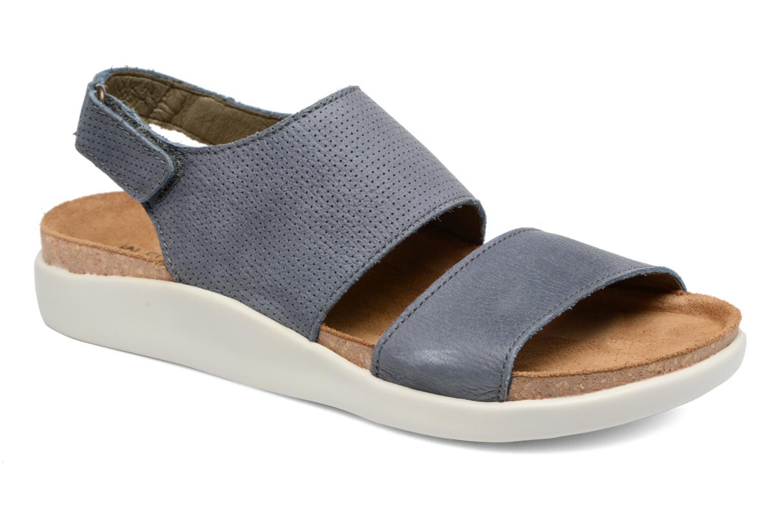 Sandales et nu-pieds El Naturalista Koi 5093 Bleu vue détail/paire