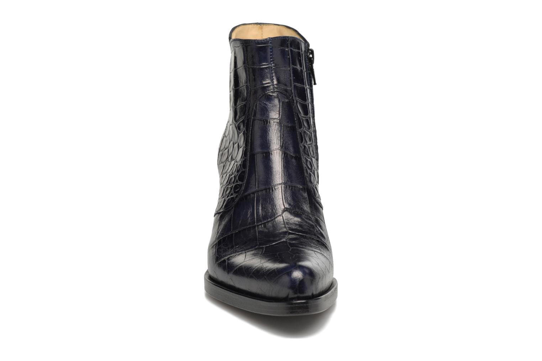 Paddy 7 Zip Boot Croco First Marine