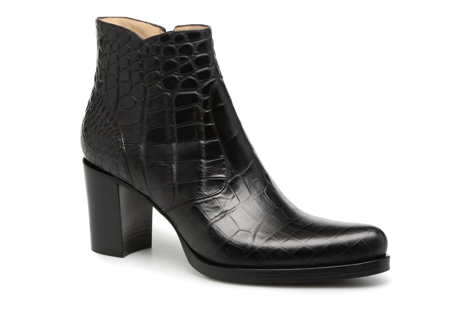 Bottines FREE LANCE Paddy 7 Zip Boot NoirFree Lance