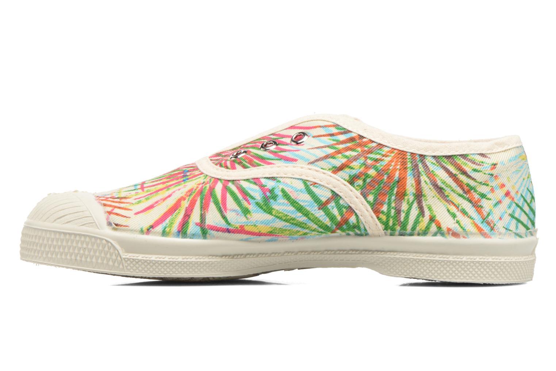 Sneakers Bensimon Tennis Elly Feuilles Exotiques E Multicolore immagine frontale