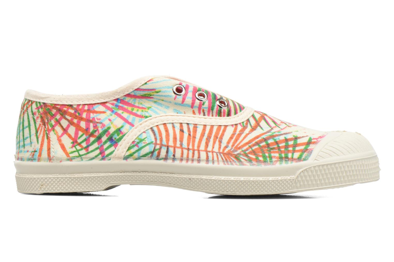 Sneakers Bensimon Tennis Elly Feuilles Exotiques E Multicolore immagine posteriore