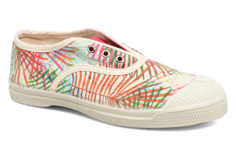 Sneakers Bensimon Tennis Elly Feuilles Exotiques E Multicolore vedi dettaglio/paio