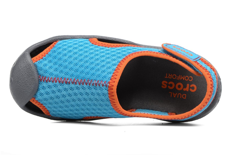 Swiftwater Sandal Kids Cerulean Blue/Smoke