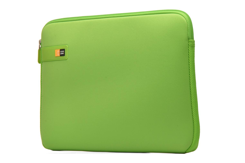 Laptop cases Case Logic Pochette ordinateur 13'' Green model view