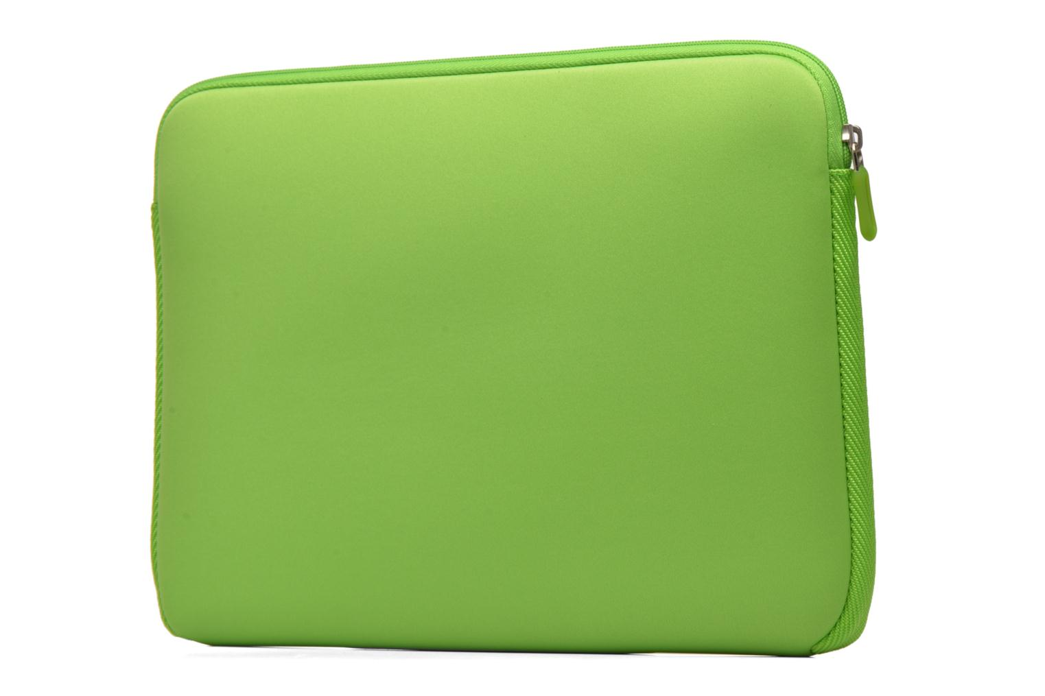 Laptop cases Case Logic Pochette ordinateur 13'' Green view from the right