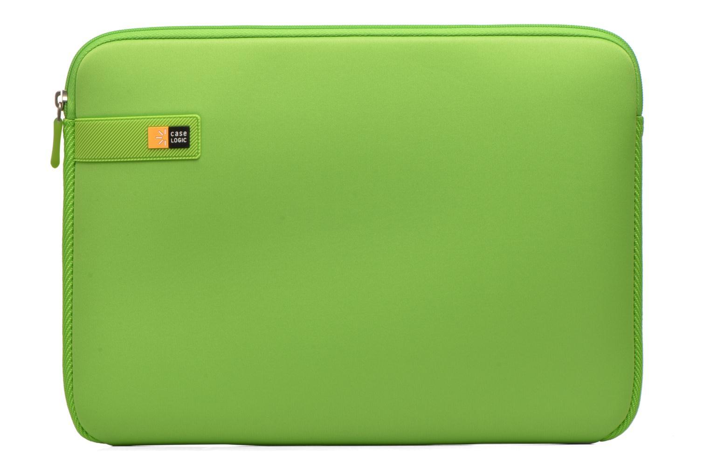 Laptop cases Case Logic Pochette ordinateur 13'' Green detailed view/ Pair view