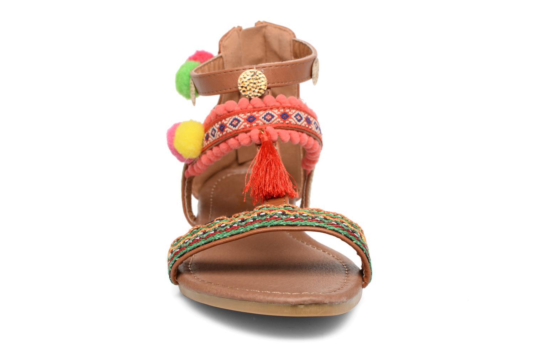 Sandalias I Love Shoes TAMIRE Multicolor vista del modelo
