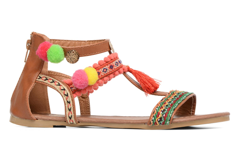 Sandalias I Love Shoes TAMIRE Multicolor vistra trasera