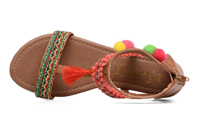 Sandalias I Love Shoes TAMIRE Multicolor vista lateral izquierda