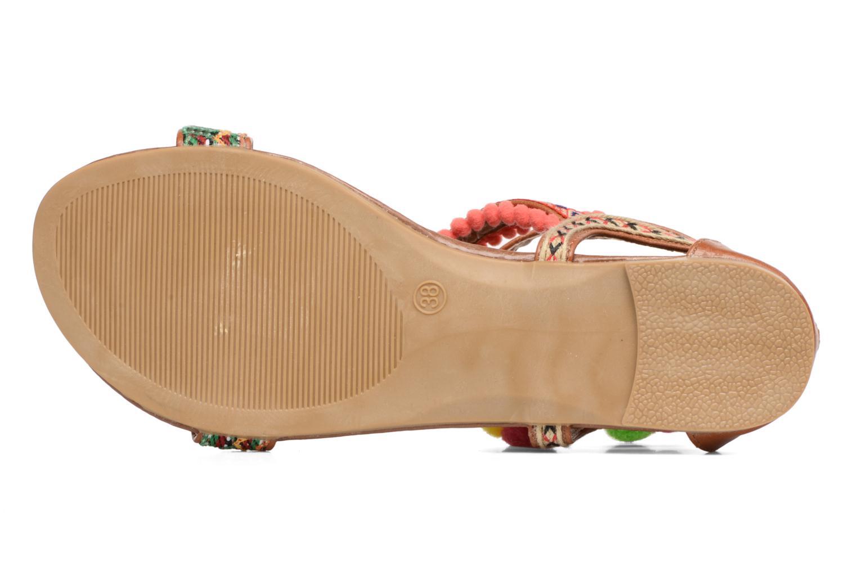 Sandalias I Love Shoes TAMIRE Multicolor vista de arriba