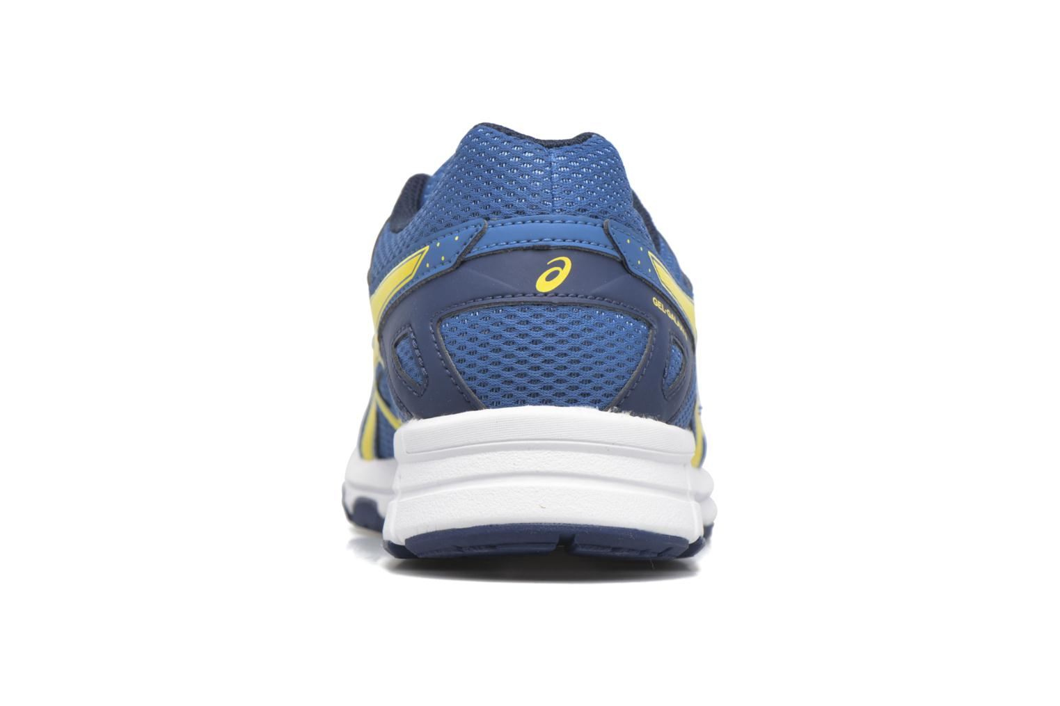 Trainers Asics Gel Galaxy 9 GS Blue view from the right